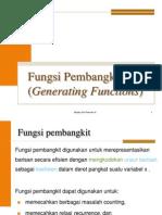 Fungsi+Pembangkit+ 28Generating+Functions 29