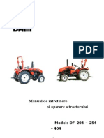 Manual Tractor