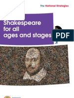 Shakespeare for All Ages and Stages