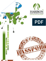 HF Membership Passport