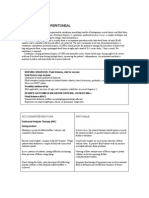 Renal Dialysis Peritoneal