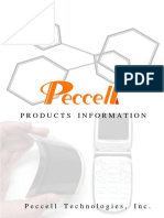 Peccell Products En