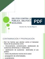 Delitos Contra La Salud Publica , Delitos Contra