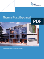 MB Thermal Mass Explained Jan12