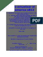 Como Actualizar El Azamerica s812