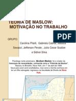Teoria de Maslow - ESQUEMA de SLIDES Pronto