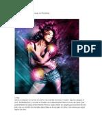 Crear Efecto Belleza de La Mujer en Photoshop
