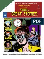 Secret of Great Stories