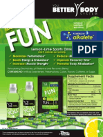 Yoli FUN Flyer