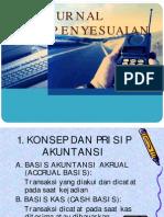 JURNAL PENYESUAIAN