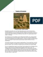 Temple of Karnataka