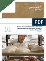 MEE Para Pymes 03 Fabricacion de Productos de Panaderia y Pastas Alimenticias