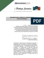 Argumentação Jurídica e Imunidade Livro Eletronico - HUMBERTO AVILA
