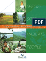BirdLife Asia Brochure