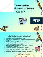 Estrategias de matematica para 1 grado.ppt