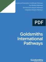 Goldsmith Pathways