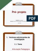 Pré- projeto