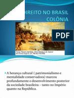 O_DIREITO_NO_BRASIL_____COLÔNIA