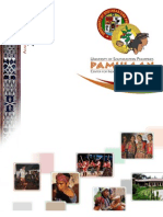 Pamulaan Annual Report 2010-2011