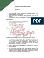 Conversatorio Gestion Municipal (Kallpa)
