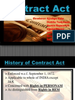 Contract Act Presentation