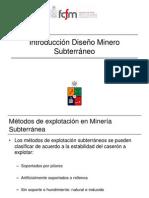 Introduccion Diseno Minero Subterraneo