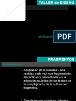 Formas XX Fragmentos - UPAO