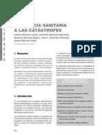 Asistencia sanitaria en catástrofes Alvarez Leyva