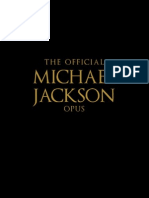The Official Michael Jackson Opus - español