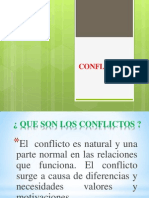 Conflict Os