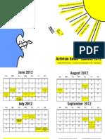 Amnesty International Schedule Info 20120609