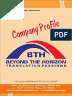 BTH Company Profile