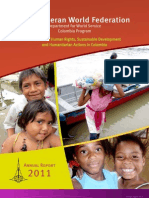 LWF Colombia Annual Report 2011