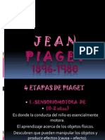 Exposicion de Piaget