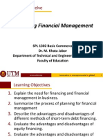 Ch 12 - Financial Management