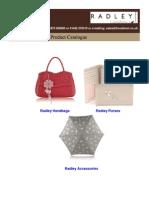 Fiore Radley Catalogue