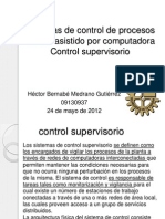 Control Supervisorio