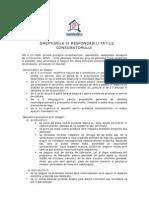 Bugetul Familiei-Drepturile+Responsabilitatile Consumatorului