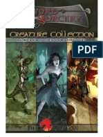 Scarred Lands Creature Collection - A Compendium of 4th Edition Monstrous Foes