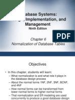Chapter 6 Database (Dr. Mahmoud Mostafa)