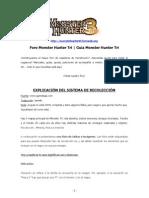 Guía Recoleccion MH3