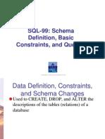 Chapter 8 Database (Dr. Mahmoud Mostafa)