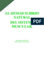 Cap 9.El Desequilibrio Natural Del Sistema Muscular