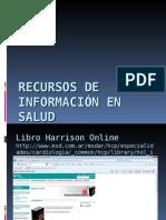 2-Recursos de información