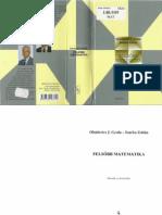 Obádovics J. Gyula - Felsőbb matematika