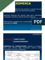 ISOMERIA - C.BIOLÓGICAS