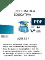 lainformaticaeducativa-luciacaraballo-100716175633-phpapp01