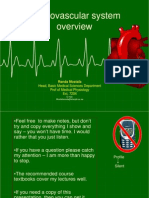 Physiology 1 - Cardiovascular Overview Pp