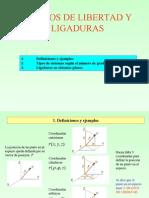PowerPoint - Grados de Libertad y Ligaduras