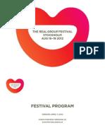 TRGF2012 Program Apr11